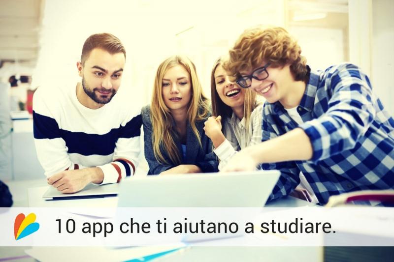 10 app per studiare meglio