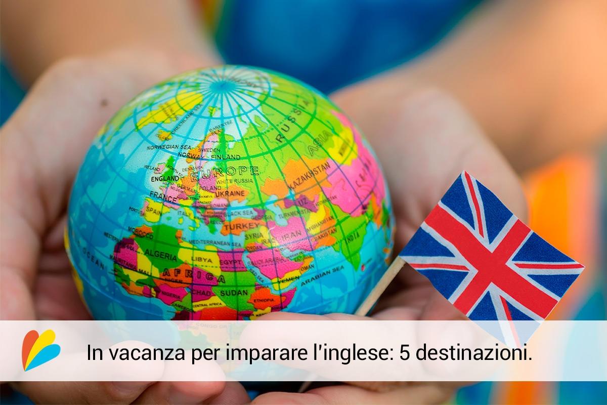 5 vacanze studio per imparare l'inglese