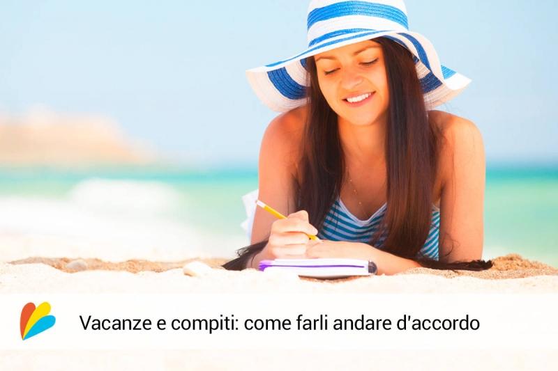 Compiti delle vacanze: guida pratica a vacanze senza stress.