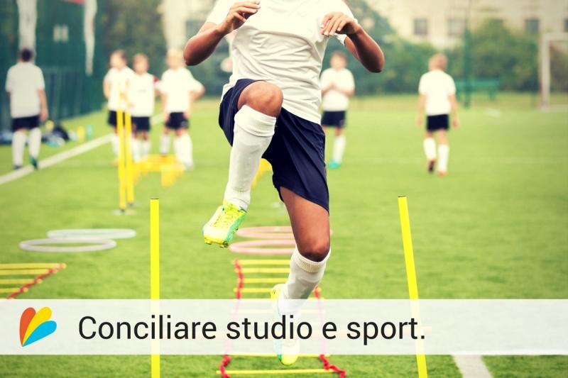 Come conciliare studio e sport agonistico?