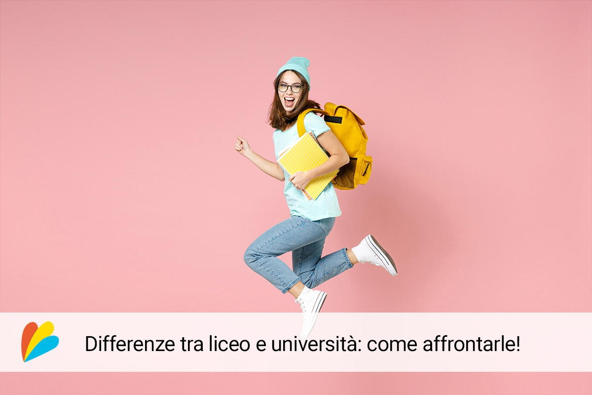 Differenze tra liceo e università