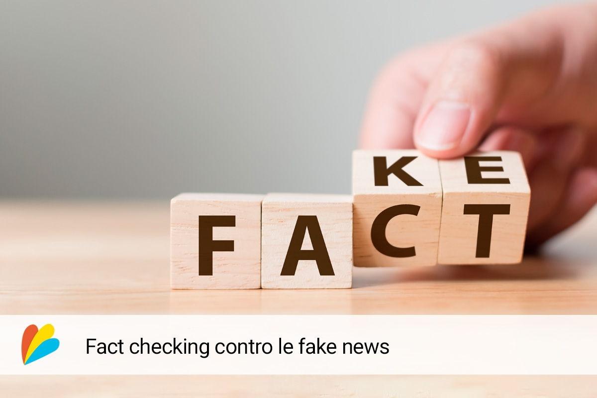 Fact-checking contro le fake news