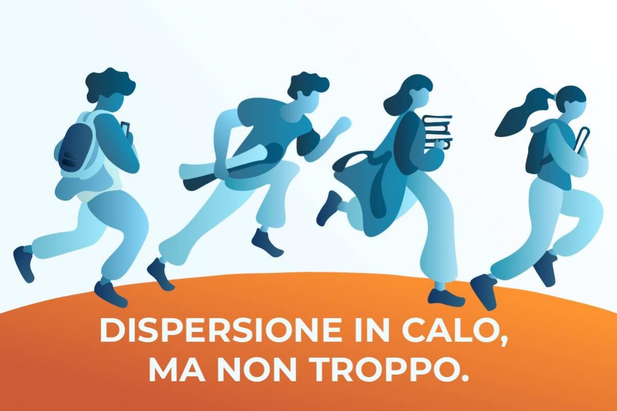 Il fenomeno dell'abbandono scolastico in Italia
