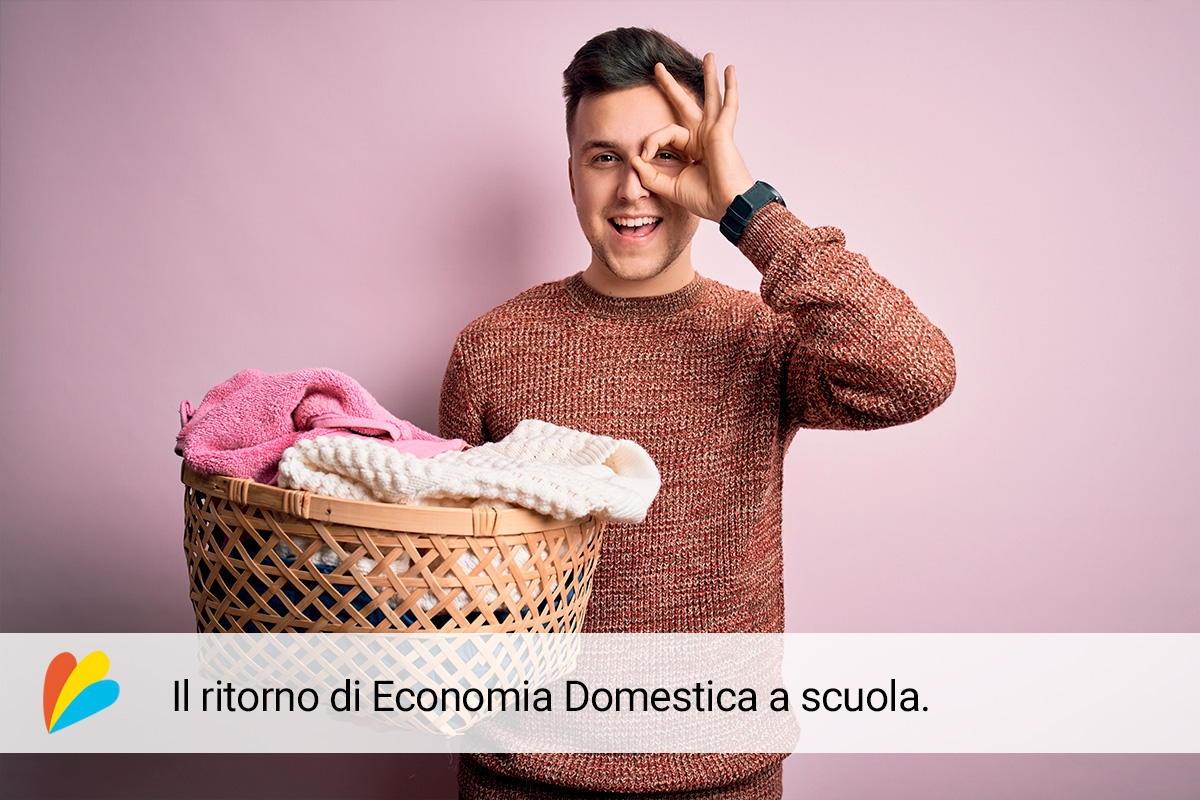 Il ritorno di Economia Domestica a scuola