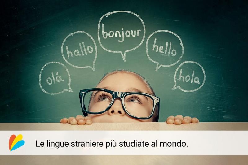Le lingue più studiate al mondo