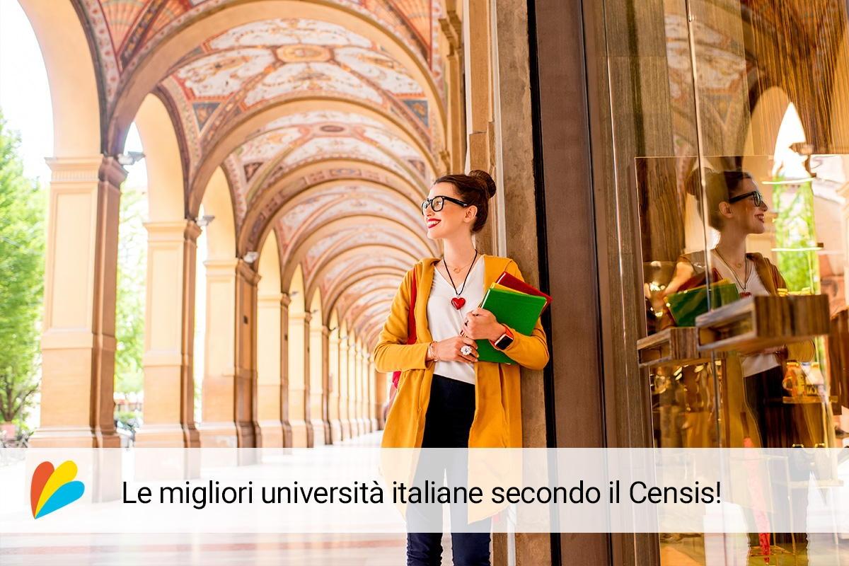 Le migliori università italiane