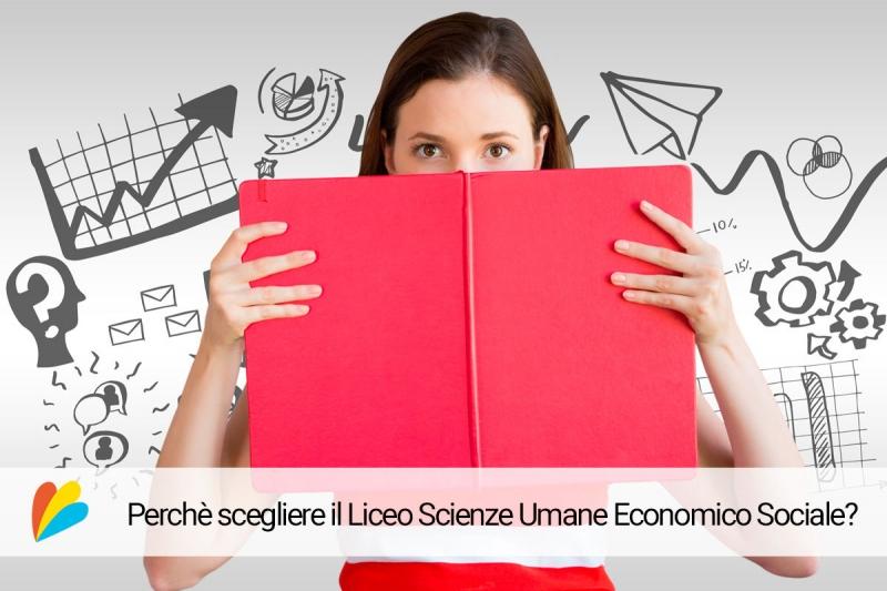 Liceo Scienze Umane Opzione Economico Sociale