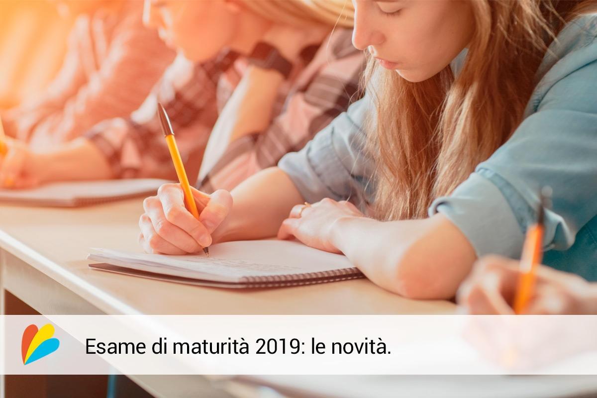 Maturità 2019: orale, tesina e seconda prova
