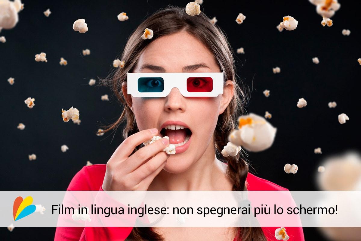 I migliori film per imparare l'inglese