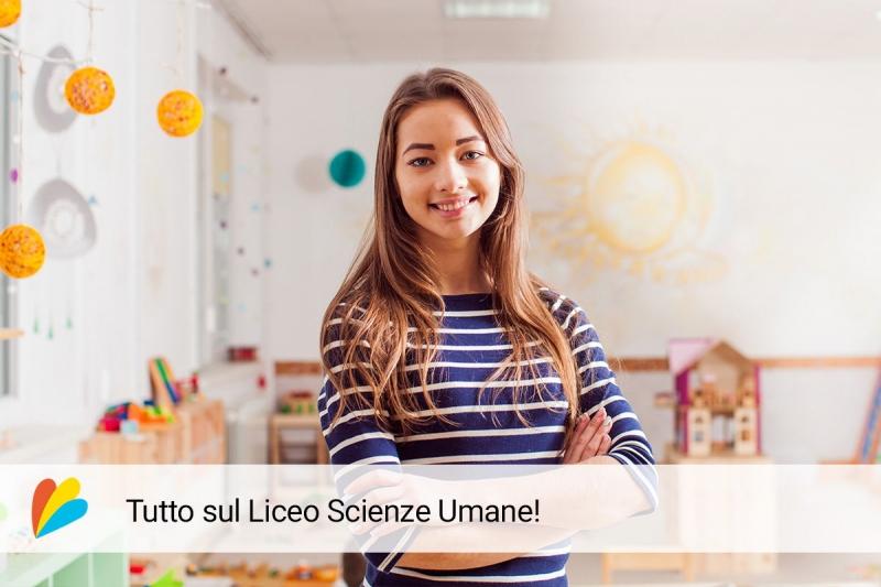 Perché scegliere il Liceo Scienze Umane