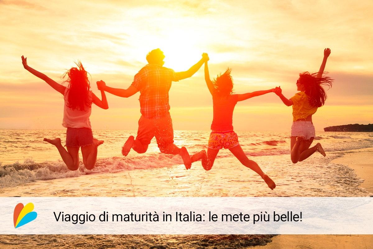 Viaggio di maturità in Italia